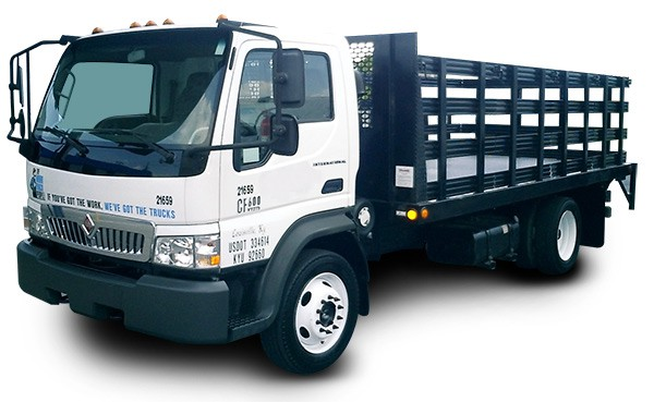 16 Ft Stake Truck