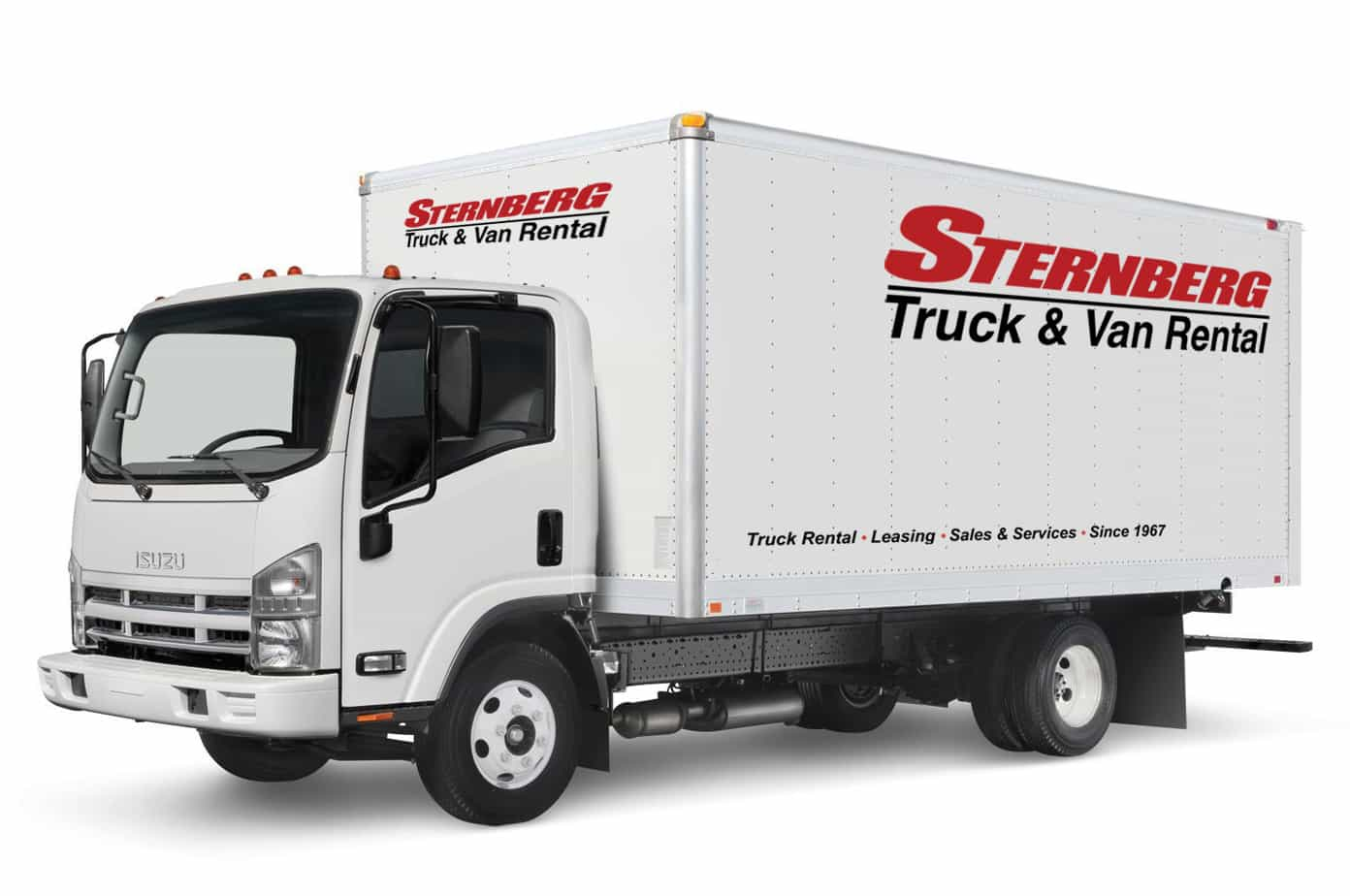 16 Ft Box Truck rental