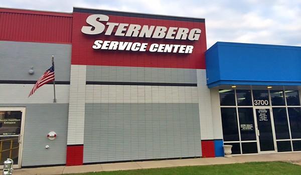 Sternberg Service Center