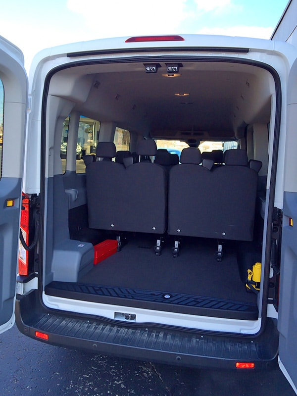 Ford Transit 12 Passenger Van >> 12 Passenger Van Rental Louisville Ky
