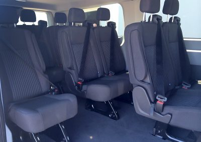 Transit 10 Passenger Van - Lots of seating