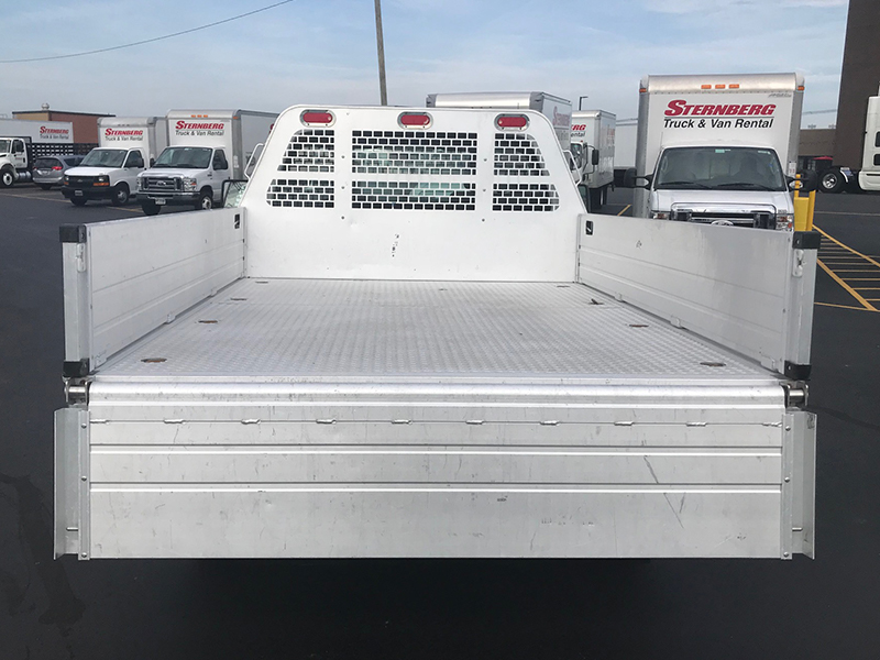 8 Ft Flatbed Truck Rental Louisville Ky Reserve Today